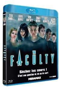 The Faculty Blu-ray