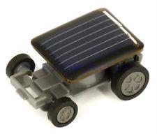 La plus petite voiture solaire au monde