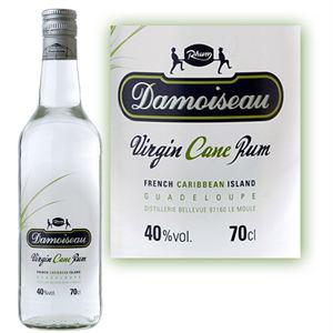 Rhum Virgin Cane de Damoiseau 70cl