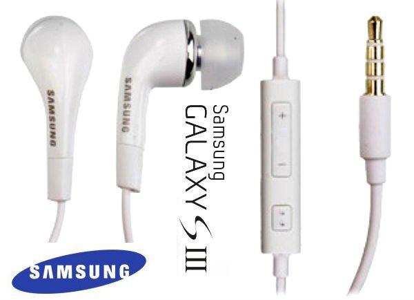 Écouteurs intra-auriculaire - Kit Piéton Samsung Galaxy S3 i9300