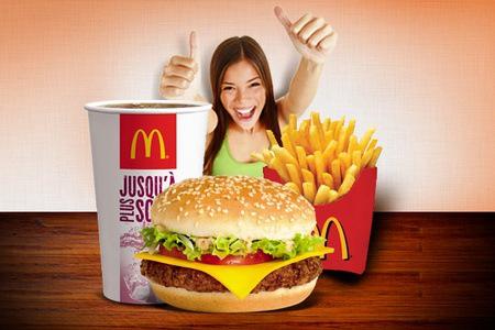 2 Menus Maxi Best Of McDonald's