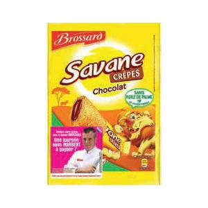 Plusieurs optimisations (voir description) - Ex : 2 paquets de crêpes au chocolat Savane de Brossard