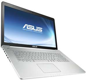 PC portable Asus N750JV-T4103H - i7 Haswell - 8 Go - DD 750 Go