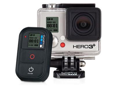 Caméra Sport Gopro Hero 3+ Black Edition