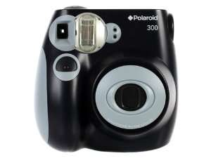 Appareil photo Polaroid P 300  à impression instantanée Noir