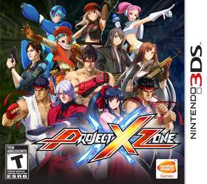 Project X Zone (3DS/2DS)