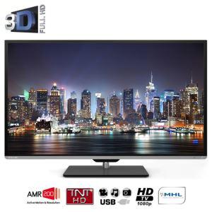 """Télévision LED 40"""" Toshiba 40L5333DG - 3D Full HD (après 50€ ODR)"""