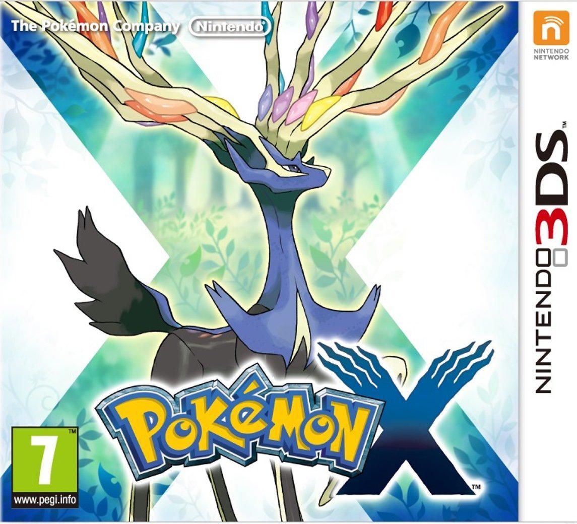 Pokémon X pour Nintendo 3DS et 2DS