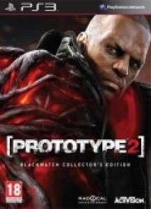 Jeu ps3/360 Prototype 2 Collector
