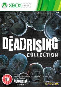 Pré-commande : Dead Rising Collection sur Xbox 360