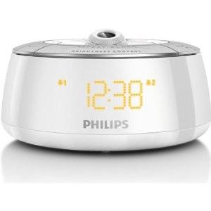 Radio-réveil Philips AJ5030/12 avec projecteur 180°