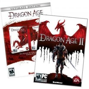 Dragon Age Ultimate (DLC inclus) + Dragon Age 2 en dématérialisé