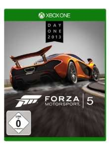 Forza Motorsport 5 Edition Day One sur XBOX One