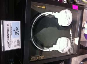 Casque audio AKG K520 Blanc