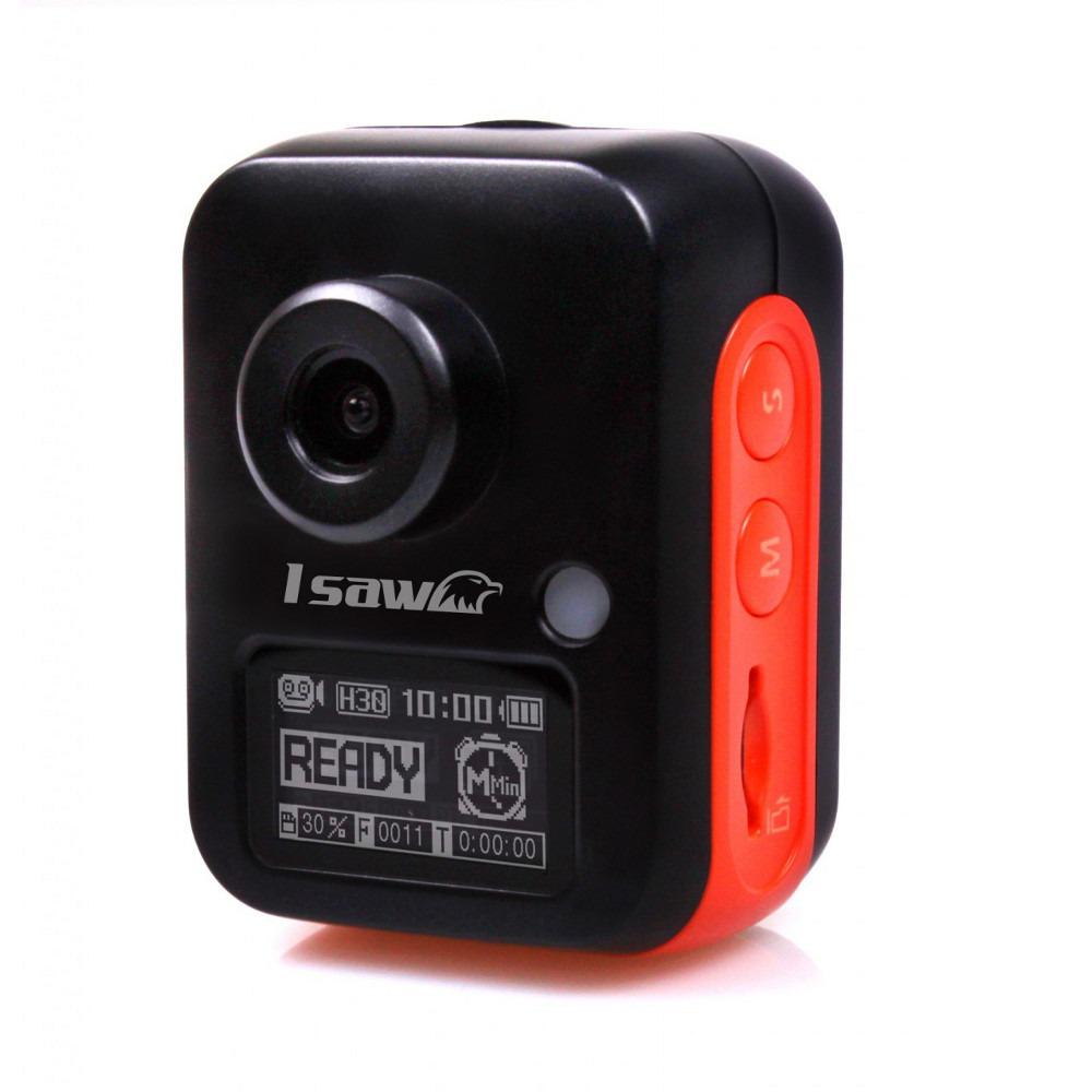Caméra I-SAW A1 étanche et antichoc (720p @ 30 ips)