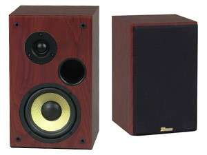 Paire d'enceintes hifi Davis acoustics 100W KVK12-MAHOGANY