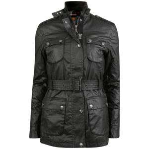 Manteau femme Le Breve Falcon Noir (Tailles S à XL)