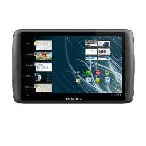 "Tablet PC 10"" Archos 101 G9 turbo OMAP 4 ARM Cortex Dual Core A9 8 Go Wifi Android"