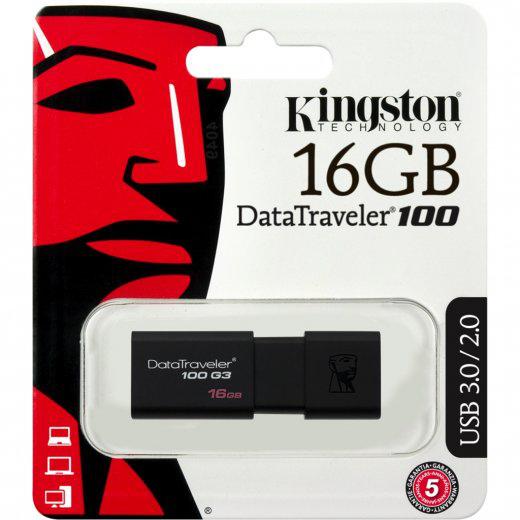 Clé USB 3.0 Kingston DataTraveler 16 Go