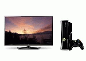 Xbox 360 à 1€ pour l'achat d'un téléviseur parmi la sélection
