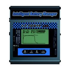 [Précommande] Chargeur équilibreur avec écran LCD et courbe de charge en temps réel
