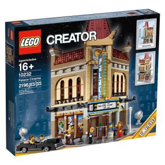 Lego Creator Expert Palace Cinéma + 8 Minifigurines Movies