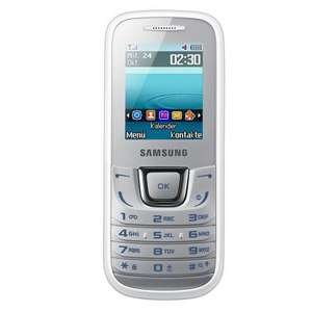 Téléphone portable Samsung E1280 Blanc