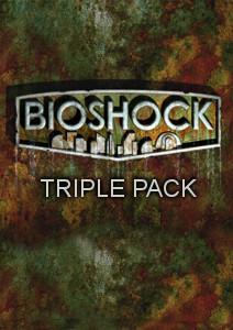 Jeux 2K en promo [Dématérialisé - Steam] Ex : Bioshock triple pack