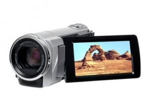 Caméscope Haute Définition FULL HD Jvc GZ-HM435S-4G