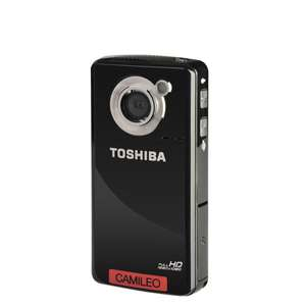Caméscope HD Toshiba Camileo B10