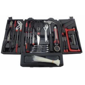 Coffre à outils Elem Technic 30 pièces + 70 attaches colson