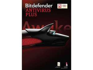 Bitdefender Antivirus Plus 2014 Value Edition - 3 PCs / 2 ans (Dématérialisé)