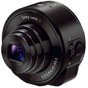 Appareil photo Sony QX10 4.45-44.5 mm F/3.3-5.9 - WiFi + NFC