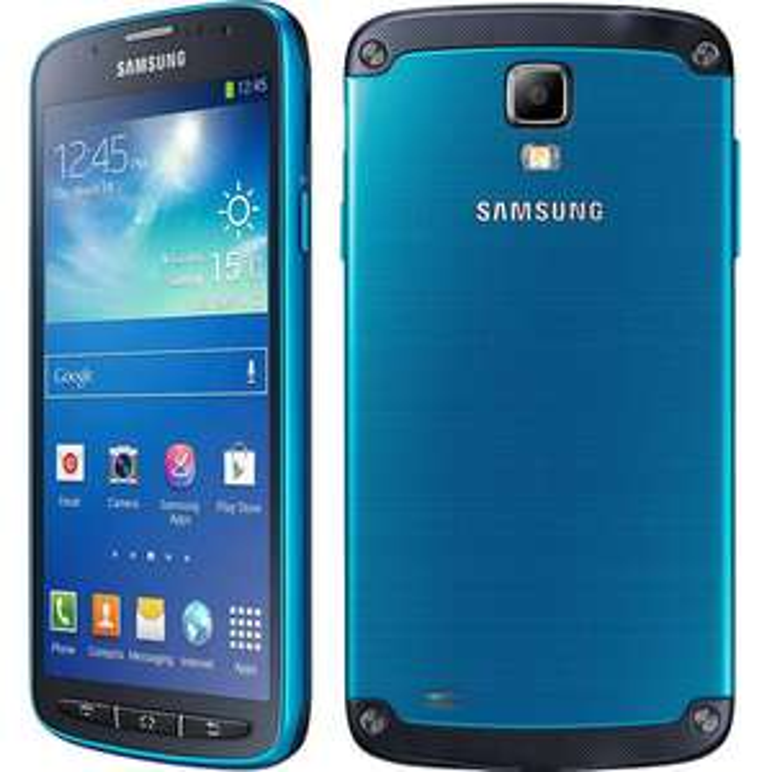 Smartphone Samsung Galaxy S4 Active - Différents coloris