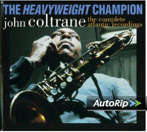 Coffret 7 CD John Coltrane - Heavyweight Champion: The Complete Atlantic Recordings