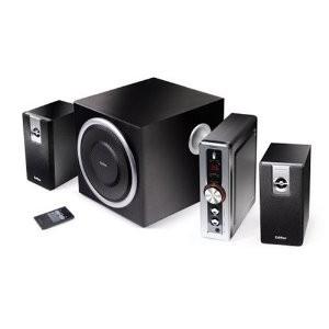 Enceintes 2.1 PC audiophile Edifier C2 2 X 9 W RMS + 18 W