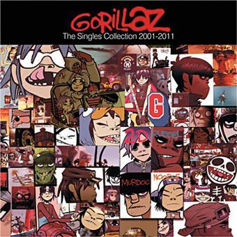 Gorillaz - Singles Collection Edition Limitée (Coffret 8 Vinyles)