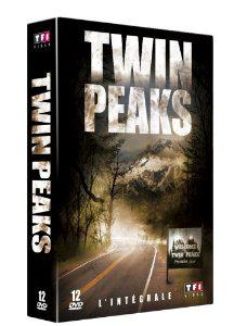 Intégrale Twin Peaks 12 DVD