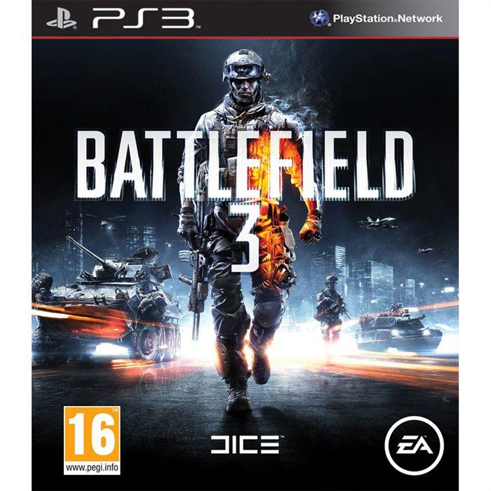 Battlefield 3 sur ps3 / Port inclus