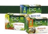 4 sachets d'infusions Bio gratuits