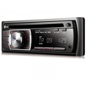 Autoradio CD-R/RW/MP3/WMA LG LCS110AR avec entrée auxiliaire