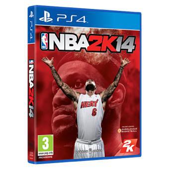 NBA 2K14 sur PS4 et XBOX One