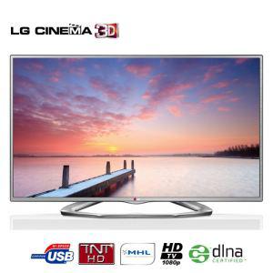 "TV LED 42"" LG 42LA6130  - 3D, Smart TV"