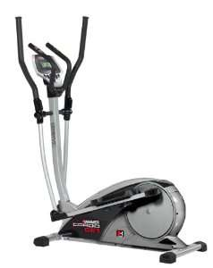 Vélo Elliptique Ergomètre Hammer Crosstrainer Cardio CE1 4195