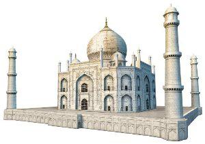 Sélection de Puzzles en promo - Ex : Puzzle 3D Ravensburger - Taj Mahal (216 Pièces)