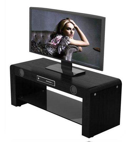 Meuble TV Home Cinema 2.1 + clé USB 4 Go - 60 W - bluetooth