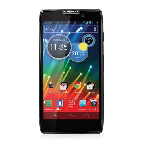 "Smartphone 4.7"" Motorola Razr HD 4G 16 Go"