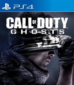 Call Of Duty: Ghosts - PS4 dématérialisé