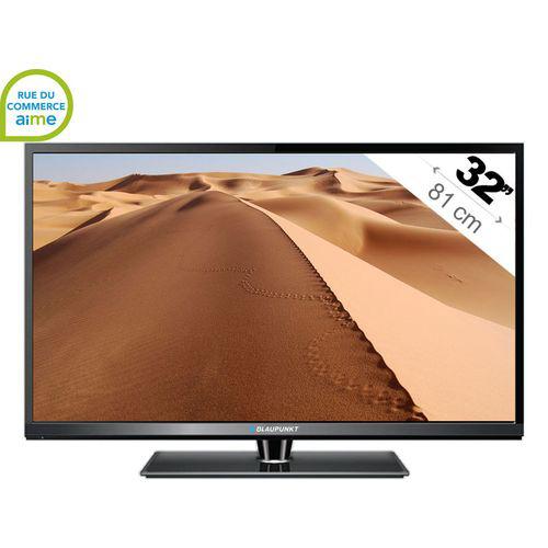 """Téléviseur 32"""" Blaupunkt BLA32/147I - LED 16/9 - HDTV - 1366 x 768 - TNT HD - CI+ - USB Multimédia"""