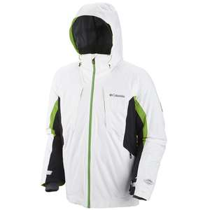 Manteau Columbia Millenium Flash WHI 14